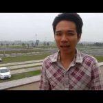 Học viên học lái xe trung tâm Đông Dương