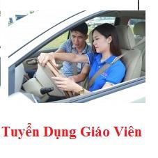 Tuyển dụng giáo viên dạy thực hành lái xe ô tô b2