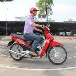 Thi bằng lái xe máy a1 quận 11